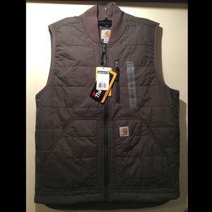 ... Carhartt Brookville Thinsulate Vest Mens Medium ... dd4f1d1658a3